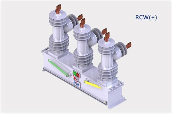 Reconectador automático con cierre manual