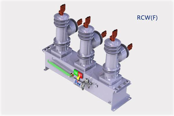 Reconectador automático de tipo dieléctrico sólido