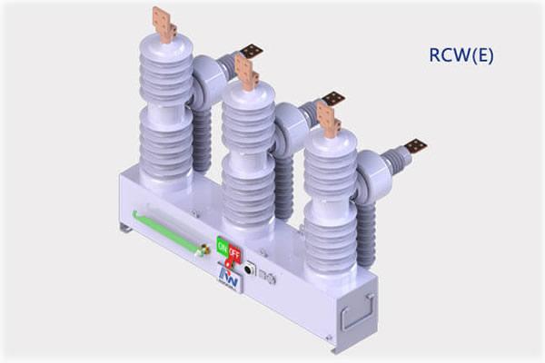 Reconectador automático de 40.5 kV