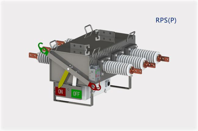 Interruptor de rotura de carga de 38kV