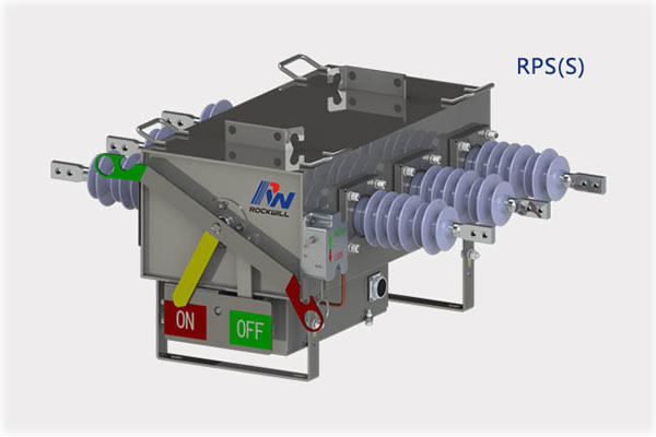 Motorizar el interruptor de rotura de carga de funcionamiento