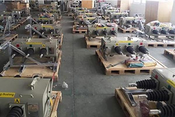 Fabricante del interruptor de rotura de carga