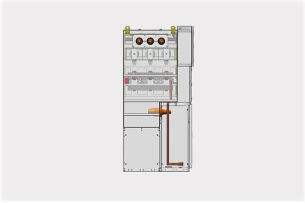 Rmc Tipo Switchgear C-GIS