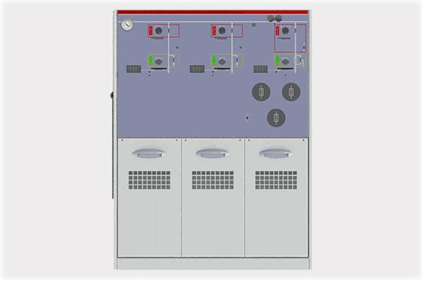 proveedor de unidad principal de anillo aislado en gas sf6