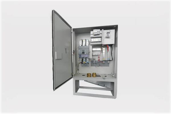 Panel montado en pared de baja tensión GGD