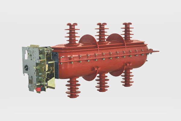 Interruptor de rotura de carga SF6 de 36kV