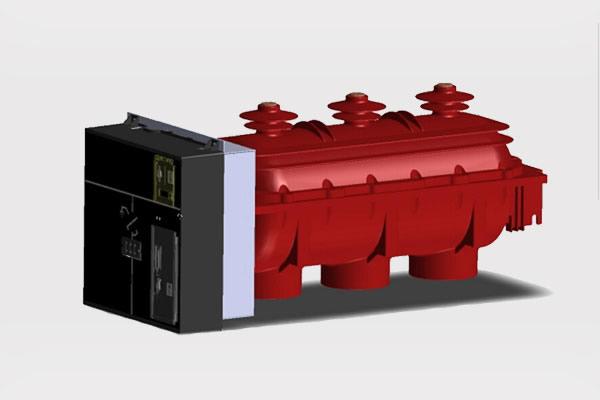 Interruptor de rotura de carga SF6 de 24kV