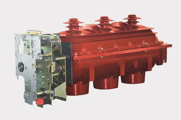 Interruptor de rotura de carga SF6 de 12 kV