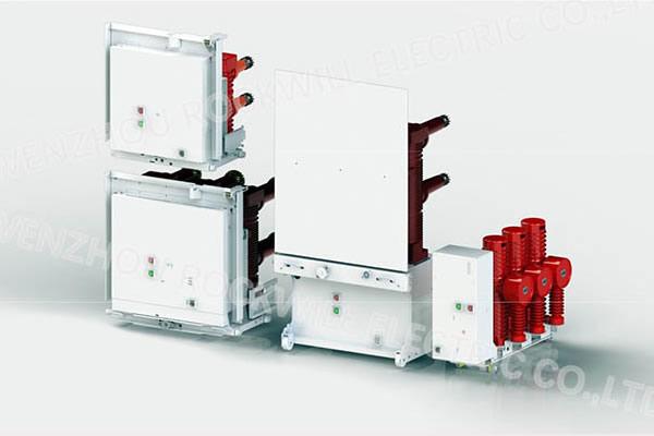 Disyuntores aislados de gas interior