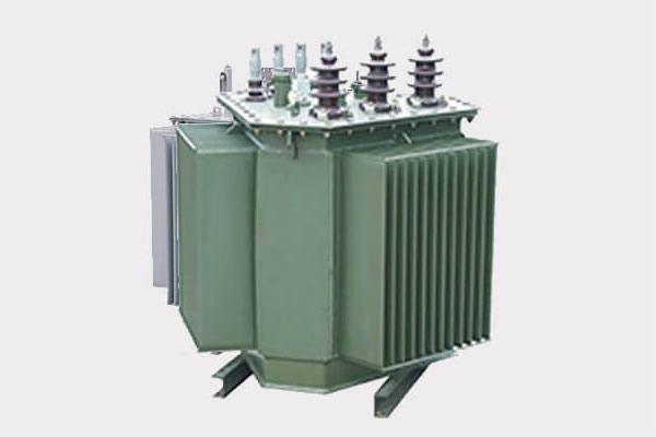 Transformador de potencia sumergido en aceite S11 33kV