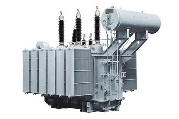 Transformador de potencia 110/66 kV
