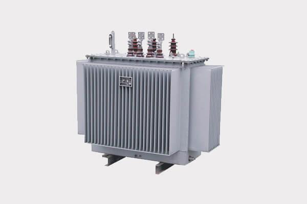 Transformador de distribución sumergido en aceite trifásico de 11KV