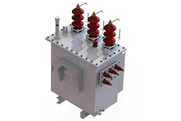 Transformador de distribución H61