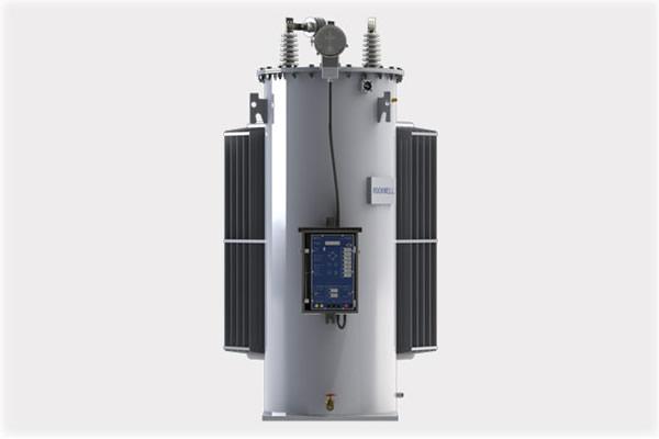 Regulador de voltaje monofásico de 32 pasos