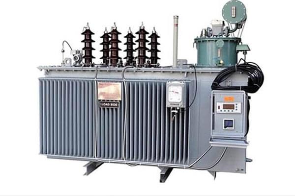 regulador de voltaje de paso de subestación trifásica