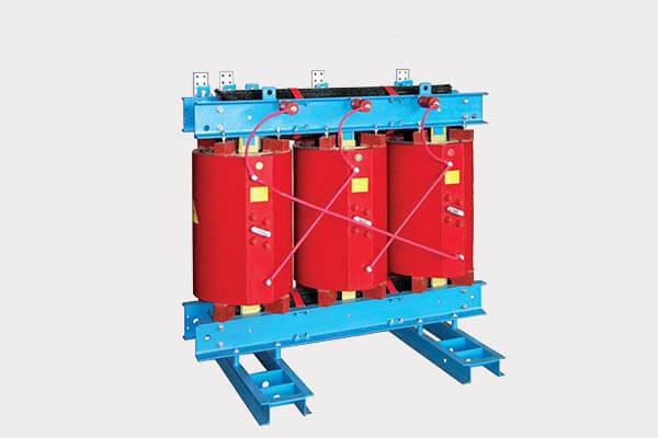 transformador de potencia de tipo seco tipo núcleo de equipo eléctrico