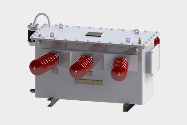 Unidad de medición a granel de 33kV