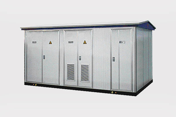 Subestación compacta prefabricada de 15kV