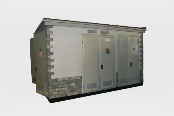 Subestación compacta 20kV 22kV