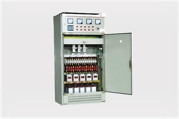 Banco especial de condensadores tipo GGD
