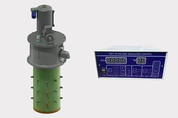Control del regulador de voltaje RWT-35