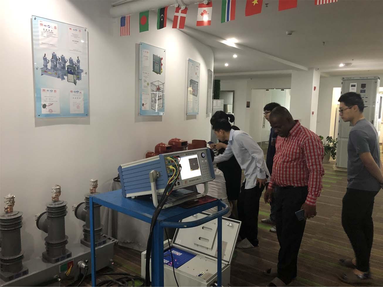 FAT para el sistema de automatización de distribución Rockwill Mirco