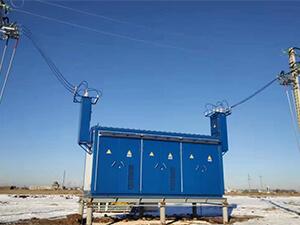 El regulador de voltaje escalonado funciona bien en Rusia